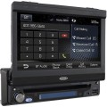 Single DIN 7inch widescreen touch panel Bluetooth/multimedia system with USB and AUX inputs - refurbished - JENSEN VM9215BT
