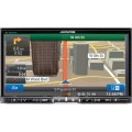 Touch-Panel In-Dash Double-DIN AV Navigation System with Bluetooth - ALPINE INEW957H